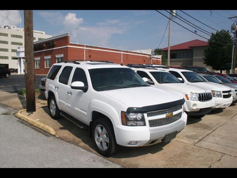 2009 Chevrolet Tahoe for sale at Andy Yeager Motors in Harrison AR