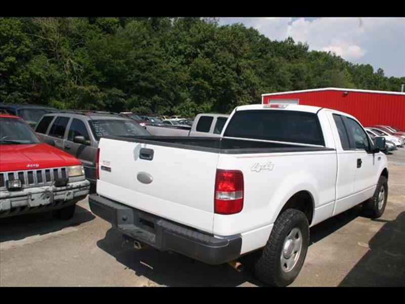 2007 Ford F-150 for sale at Andy Yeager Motors in Harrison AR