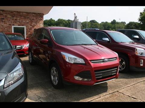2016 Ford Escape for sale at Andy Yeager Motors in Harrison AR
