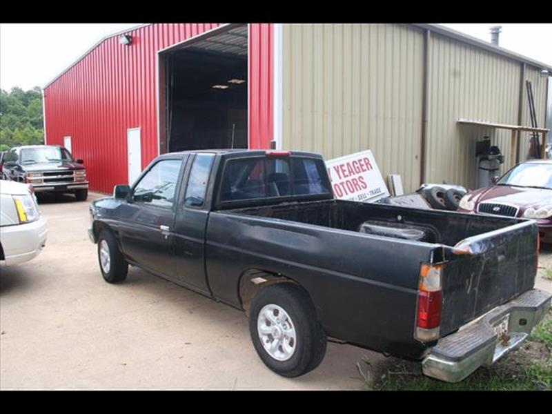 1996 Nissan Truck for sale at Andy Yeager Motors in Harrison AR
