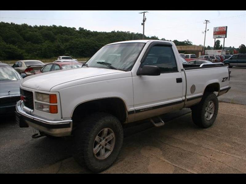 1996 GMC Sierra 1500 for sale at Andy Yeager Motors in Harrison AR