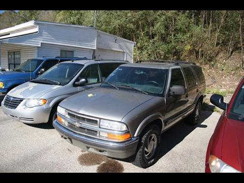 1999 chevrolet blazer for sale for Andy yeager motors in harrison arkansas
