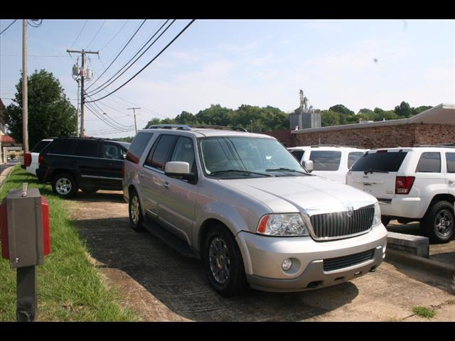 2003 Lincoln Navigator for sale at Andy Yeager Motors in Harrison AR