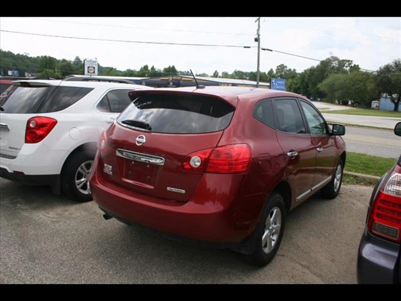 2012 Nissan Rogue for sale at Andy Yeager Motors in Harrison AR