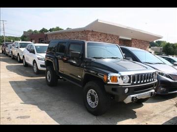 2008 HUMMER H3 for sale at Andy Yeager Motors in Harrison AR