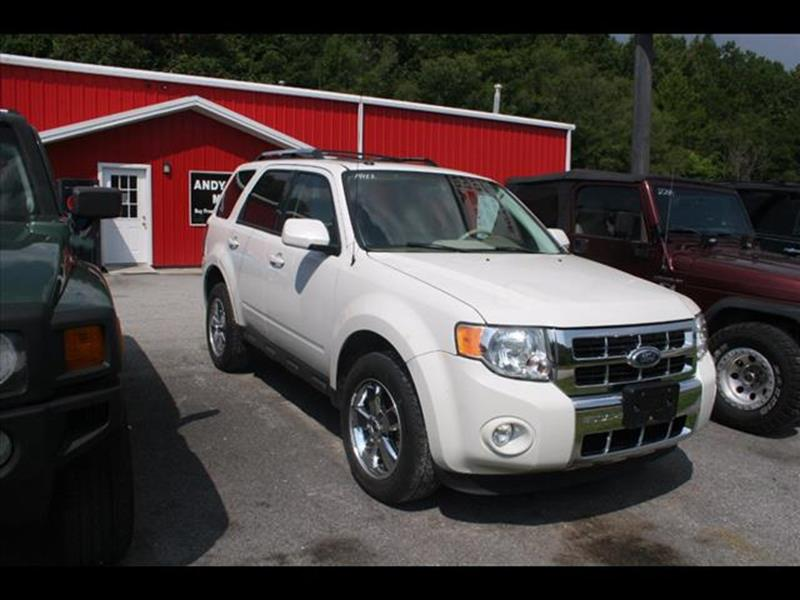 2012 Ford Escape for sale at Andy Yeager Motors in Harrison AR
