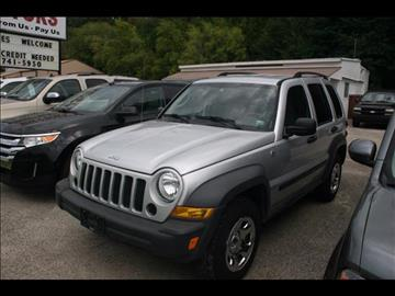 2006 Jeep Liberty for sale at Andy Yeager Motors in Harrison AR