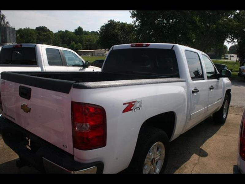 2007 Chevrolet Silverado 1500 for sale at Andy Yeager Motors in Harrison AR