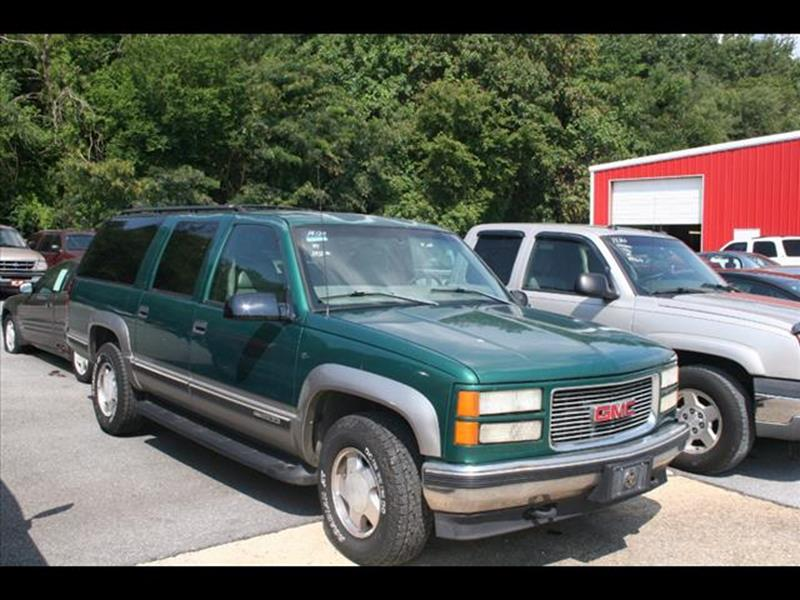 1999 GMC Suburban for sale at Andy Yeager Motors in Harrison AR