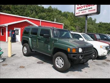 2006 HUMMER H3 for sale at Andy Yeager Motors in Harrison AR