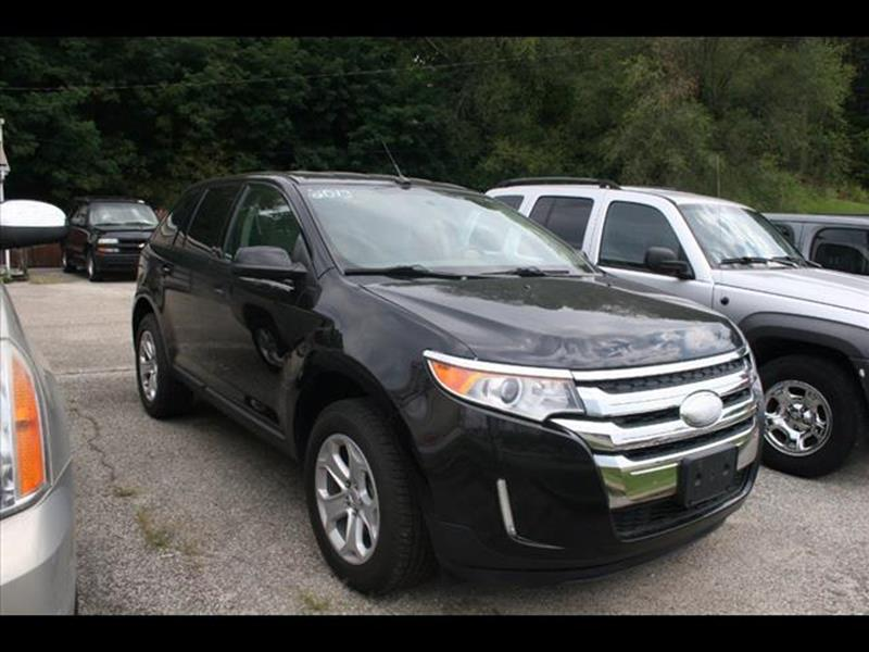 2013 Ford Edge for sale at Andy Yeager Motors in Harrison AR