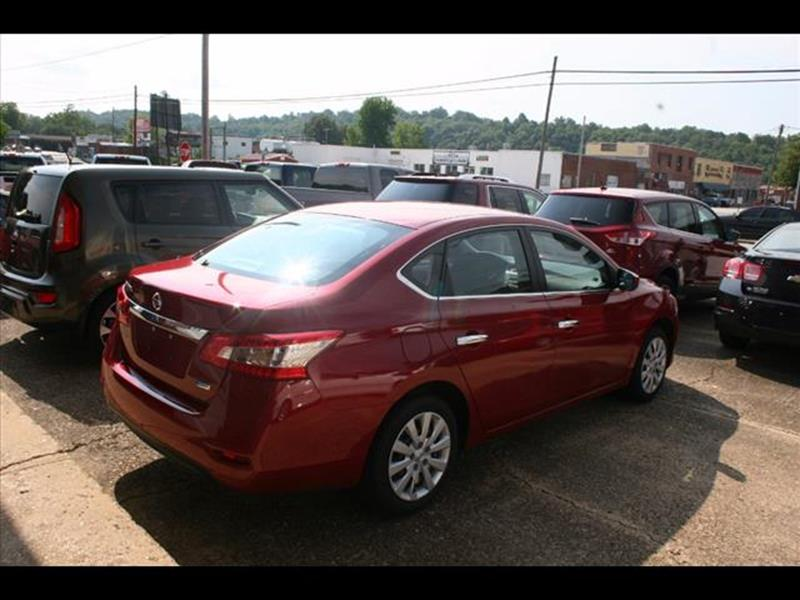 2014 Nissan Sentra for sale at Andy Yeager Motors in Harrison AR