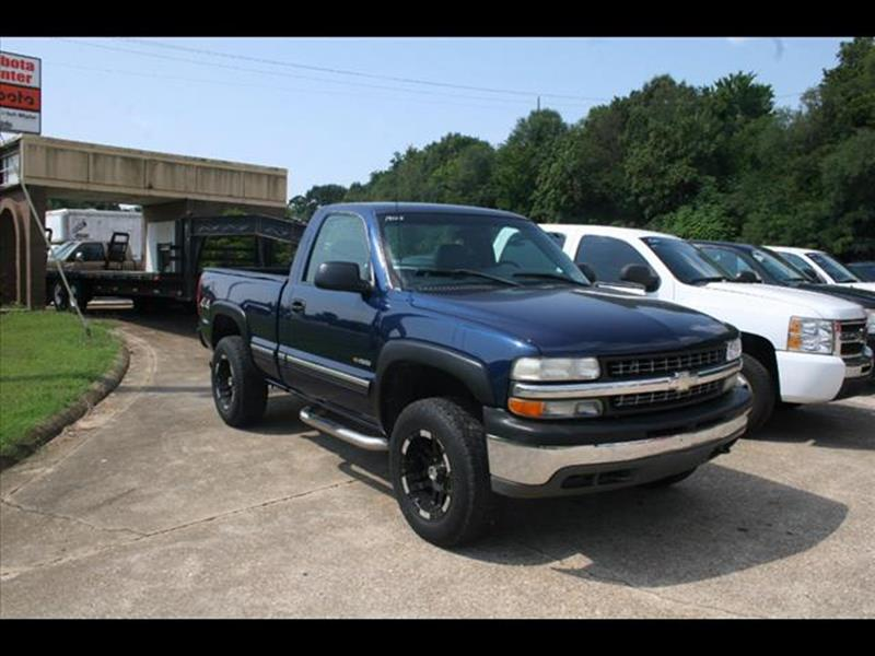 2002 Chevrolet Silverado 1500 for sale at Andy Yeager Motors in Harrison AR