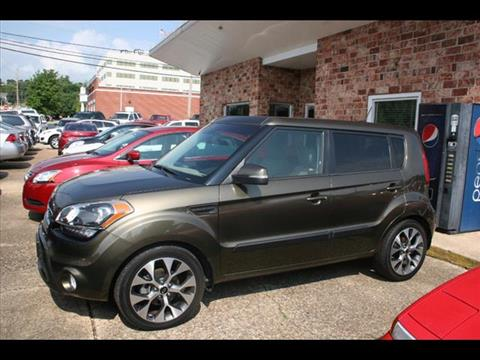 2013 Kia Soul for sale at Andy Yeager Motors in Harrison AR