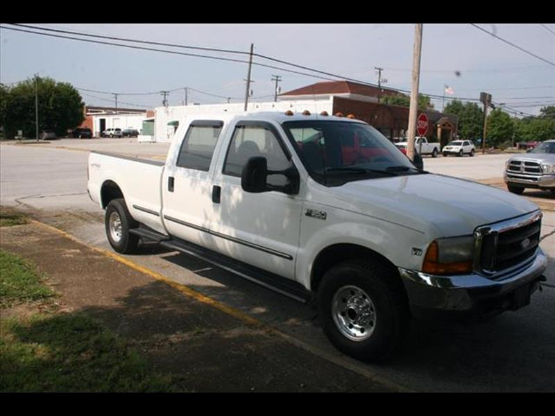 1999 Ford F-350 Super Duty for sale at Andy Yeager Motors in Harrison AR