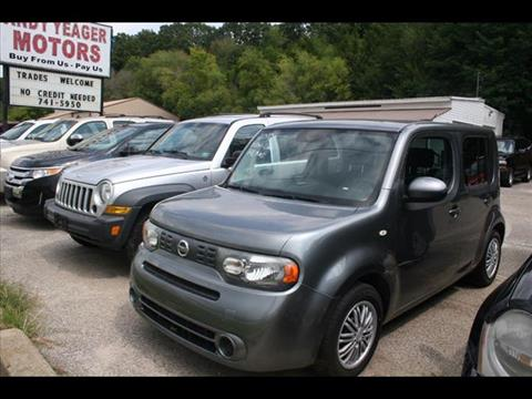 2010 Nissan cube for sale at Andy Yeager Motors in Harrison AR