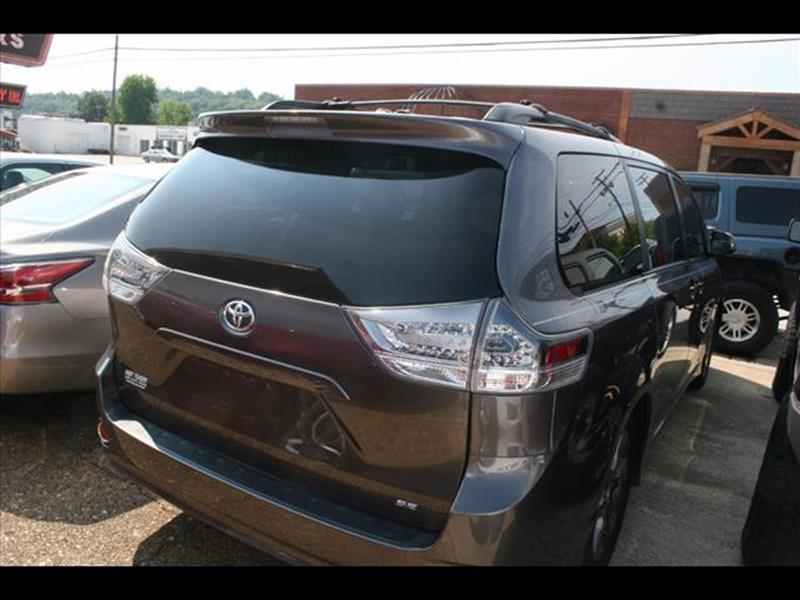 2011 Toyota Sienna for sale at Andy Yeager Motors in Harrison AR