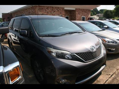 Toyota sienna for sale in arkansas for Andy yeager motors in harrison arkansas