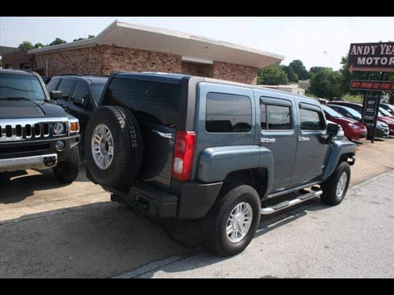 2007 HUMMER H3 for sale at Andy Yeager Motors in Harrison AR