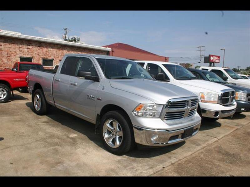 2014 RAM Ram Pickup 1500 for sale at Andy Yeager Motors in Harrison AR