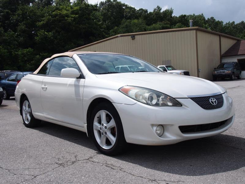 2005 Toyota Camry Solara for sale at Andy Yeager Motors in Harrison AR
