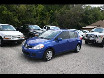 2011 Nissan Versa for sale at Andy Yeager Motors in Harrison AR