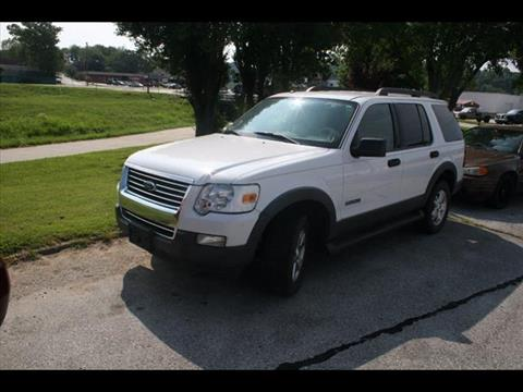 2006 Ford Explorer for sale at Andy Yeager Motors in Harrison AR