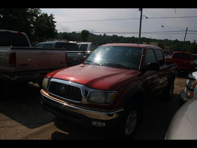 2004 Toyota Tacoma for sale at Andy Yeager Motors in Harrison AR