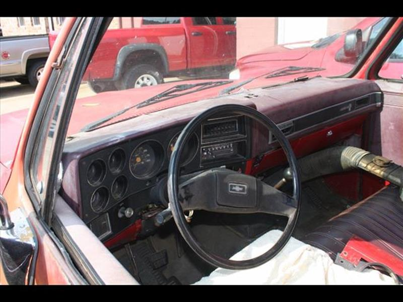 1984 Chevrolet C/K 20 Series for sale at Andy Yeager Motors in Harrison AR