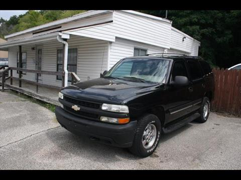 2005 Chevrolet Tahoe for sale at Andy Yeager Motors in Harrison AR