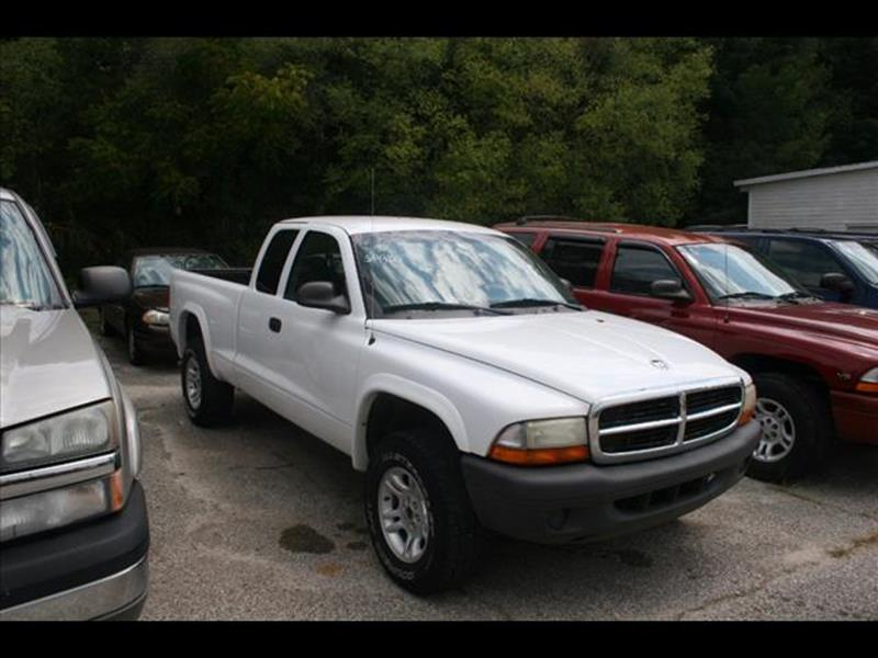 2004 Dodge Dakota for sale at Andy Yeager Motors in Harrison AR