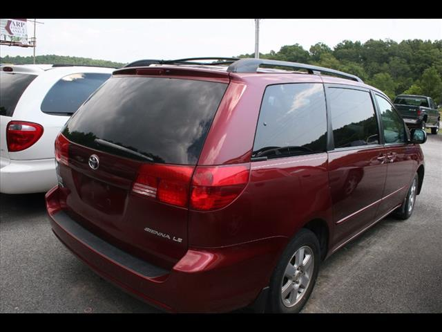 2004 Toyota Sienna for sale at Andy Yeager Motors in Harrison AR