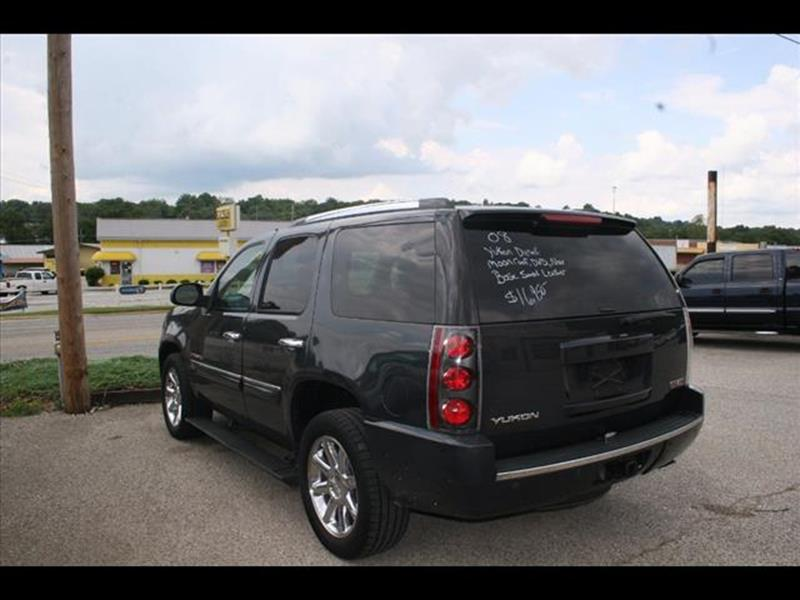 2008 GMC Yukon for sale at Andy Yeager Motors in Harrison AR