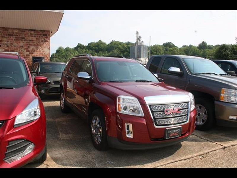 2012 GMC Terrain for sale at Andy Yeager Motors in Harrison AR
