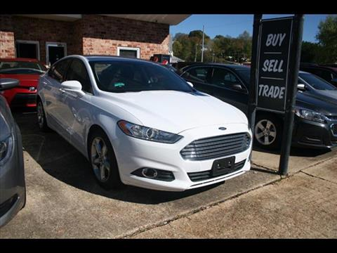 2016 ford fusion for sale in arkansas for Andy yeager motors in harrison arkansas