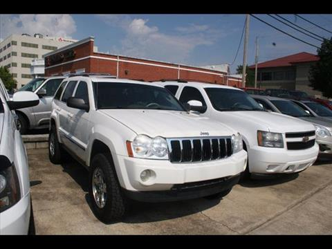 2005 Jeep Grand Cherokee for sale in Harrison, AR