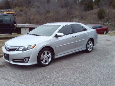 Toyota camry for sale in harrison ar for Andy yeager motors in harrison arkansas