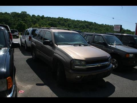 Chevrolet trailblazer for sale in harrison ar for Andy yeager motors in harrison arkansas