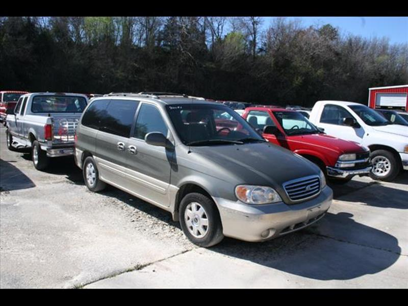 2003 Kia Sedona for sale at Andy Yeager Motors in Harrison AR
