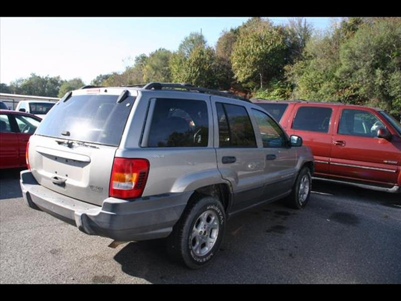 2001 Jeep Grand Cherokee for sale at Andy Yeager Motors in Harrison AR