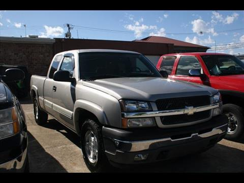 2004 Chevrolet Silverado 1500 for sale at Andy Yeager Motors in Harrison AR