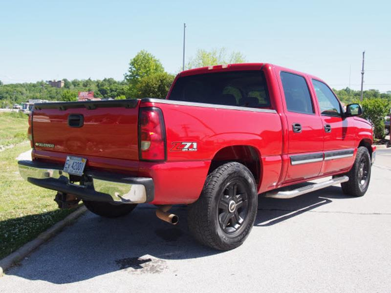 2006 Chevrolet Silverado 1500 for sale at Andy Yeager Motors in Harrison AR