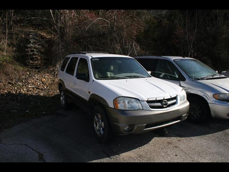 2002 Mazda Tribute for sale at Andy Yeager Motors in Harrison AR