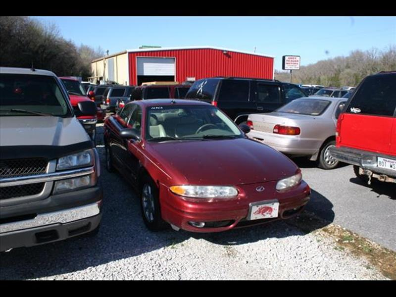 2003 Oldsmobile Alero for sale at Andy Yeager Motors in Harrison AR
