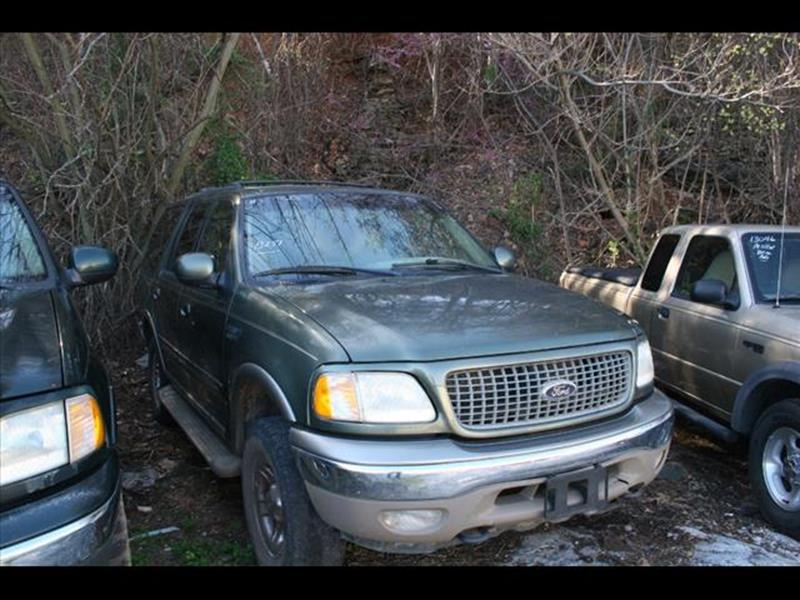 2000 Ford Expedition for sale at Andy Yeager Motors in Harrison AR