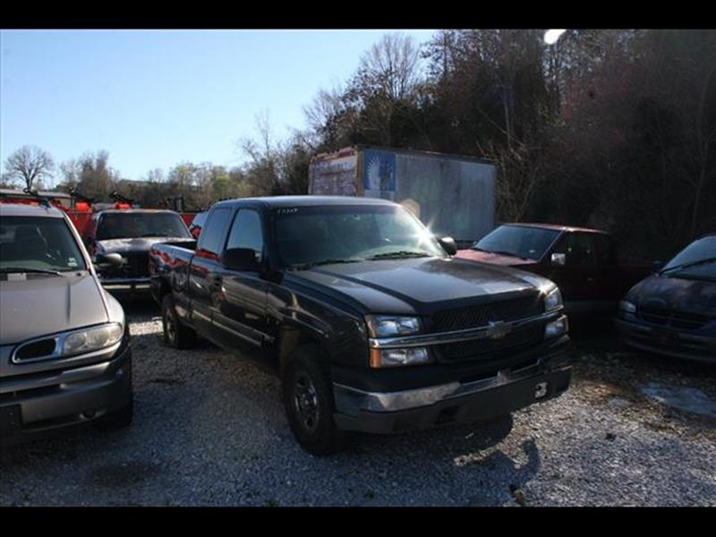 2003 Chevrolet Silverado 1500 for sale at Andy Yeager Motors in Harrison AR