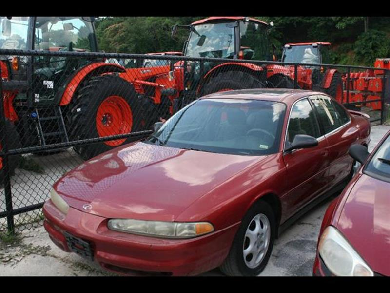 1999 Oldsmobile Intrigue for sale at Andy Yeager Motors in Harrison AR