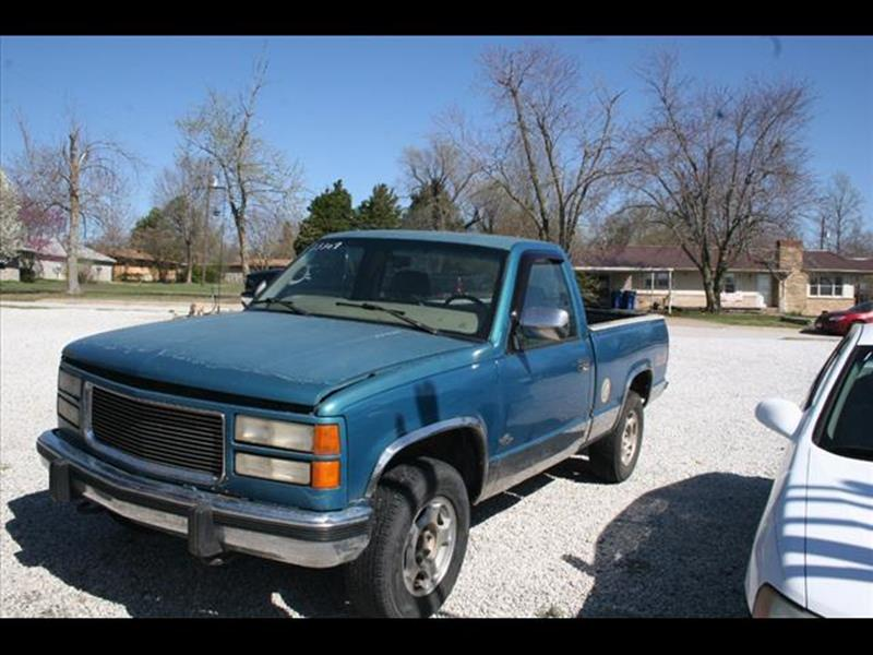 1997 GMC Sierra 1500 for sale at Andy Yeager Motors in Harrison AR