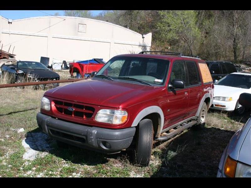 2000 Ford Explorer for sale at Andy Yeager Motors in Harrison AR