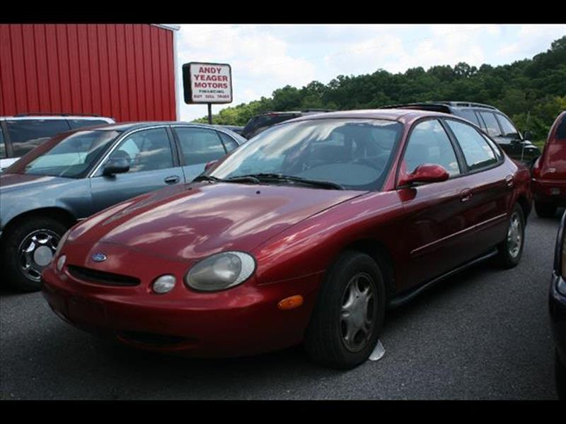 1997 Ford Taurus for sale at Andy Yeager Motors in Harrison AR